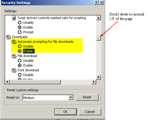 how to download csv file from browser